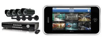 CCTV Package + iPhone