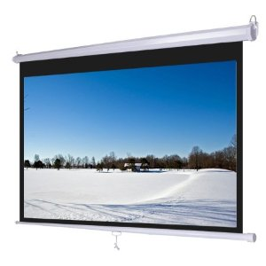 Projector Screen Installation, Crisp Audio and Video, Inc.