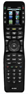 URC MX-890 Remote Control, Crisp Audio and Video, Inc.