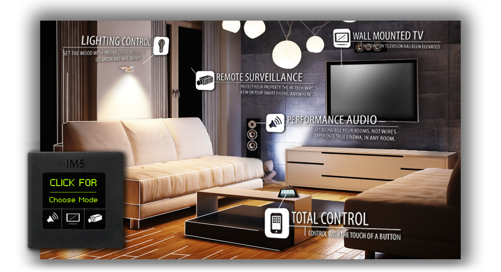 Home Automation Smart Home Crisp Audio And Video Inc